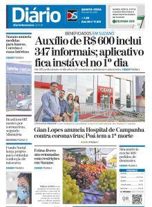 Jornal Diário de Suzano - 07/04/2020