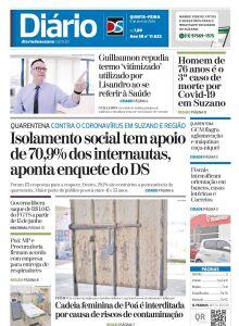 Jornal Diário de Suzano - 08/04/2020