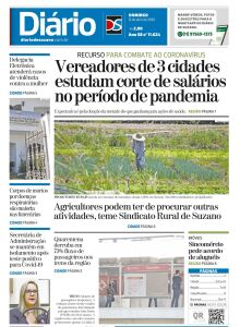 Jornal Diário de Suzano - 11/04/2020