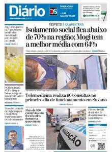 Jornal Diário de Suzano - 13/04/2020