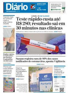 Jornal Diário de Suzano - 14/04/2020