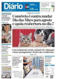 Jornal Diário de Suzano - 02/05/2020