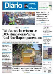 Jornal Diário de Suzano - 04/05/2020