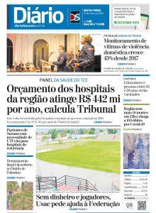 Jornal Diário de Suzano - 14/05/2020