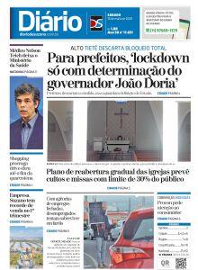 Jornal Diário de Suzano - 15/05/2020