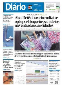 Jornal Diário de Suzano - 16/05/2020