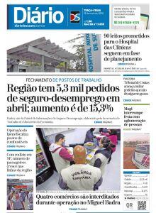Jornal Diário de Suzano - 18/05/2020
