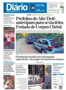 Jornal Diário de Suzano - 19/05/2020