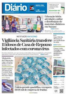 Jornal Diário de Suzano - 20/05/2020