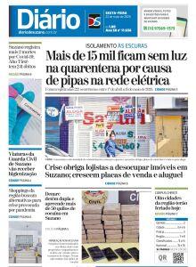 Jornal Diário de Suzano - 21/05/2020