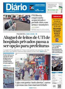 Jornal Diário de Suzano - 22/05/2020