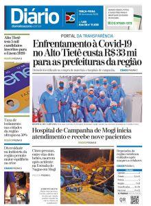 Jornal Diário de Suzano - 25/05/2020