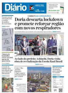 Jornal Diário de Suzano - 26/05/2020