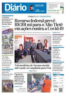Jornal Diário de Suzano - 05/05/2020
