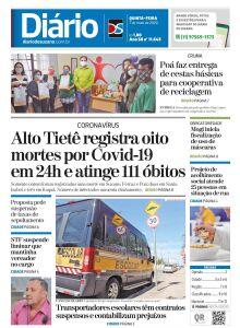 Jornal Diário de Suzano - 06/05/2020