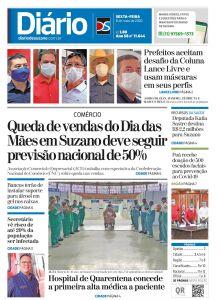 Jornal Diário de Suzano - 07/05/2020