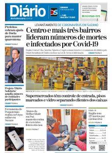 Jornal Diário de Suzano - 08/05/2020
