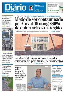 Jornal Diário de Suzano - 09/05/2020
