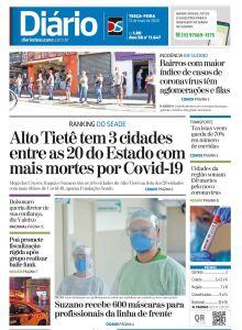 Jornal Diário de Suzano - 11/05/2020