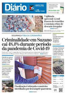 Jornal Diário de Suzano - 12/05/2020