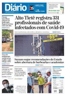 Jornal Diário de Suzano - 13/05/2020