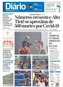 Jornal Diário de Suzano - 12/06/2020