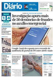 Jornal Diário de Suzano - 15/06/2020