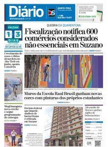 Jornal Diário de Suzano - 16/06/2020