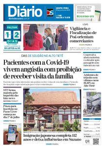Jornal Diário de Suzano - 17/06/2020