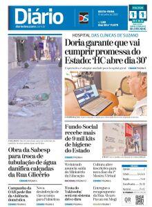 Jornal Diário de Suzano - 18/06/2020