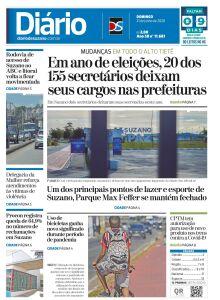 Jornal Diário de Suzano - 21/06/2020
