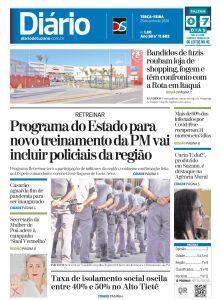 Jornal Diário de Suzano - 22/06/2020