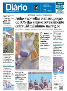 Jornal Diário de Suzano - 24/06/2020