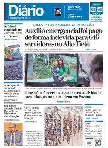 Jornal Diário de Suzano - 25/06/2020