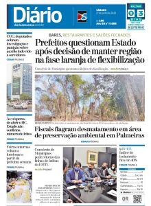Jornal Diário de Suzano - 26/06/2020
