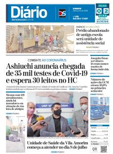Jornal Diário de Suzano - 27/06/2020