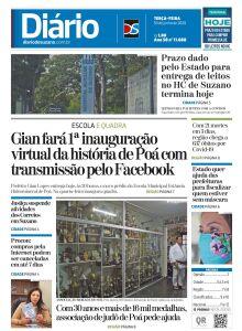 Jornal Diário de Suzano - 29/06/2020