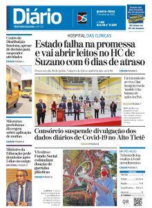 Jornal Diário de Suzano - 30/06/2020