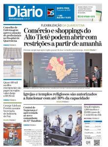 Jornal Diário de Suzano - 10/06/2020