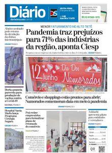 Jornal Diário de Suzano - 11/06/2020