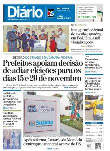 Jornal Diário de Suzano - 02/07/2020