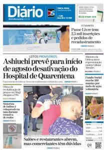Jornal Diário de Suzano - 13/07/2020