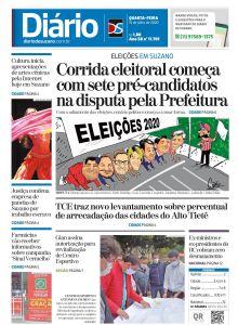 Jornal Diário de Suzano - 14/07/2020