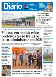 Jornal Diário de Suzano - 18/07/2020