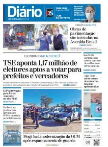 Jornal Diário de Suzano - 20/07/2020