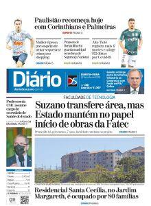 Jornal Diário de Suzano - 21/07/2020