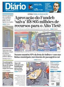 Jornal Diário de Suzano - 22/07/2020