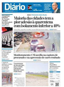 Jornal Diário de Suzano - 23/07/2020
