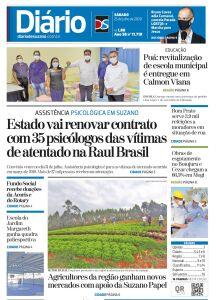Jornal Diário de Suzano - 24/07/2020