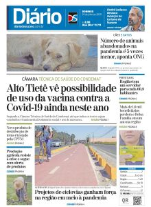 Jornal Diário de Suzano - 25/07/2020